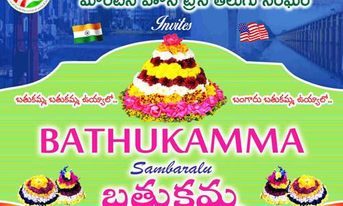 Bathukamma Sambaralu 2016